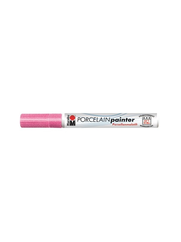 PORCELAN PAINTER glitter 1-2mm 533